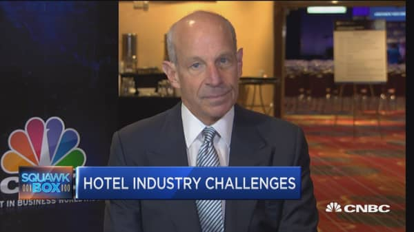 Loews Hotels CEO: Visitors want to feel welcomed in the US