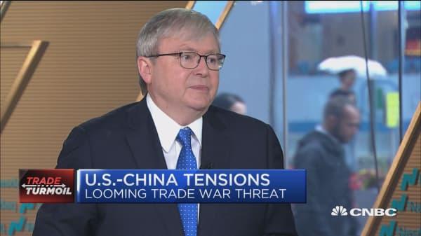Seeing warning signals on Trump's China trade strategy, say expert