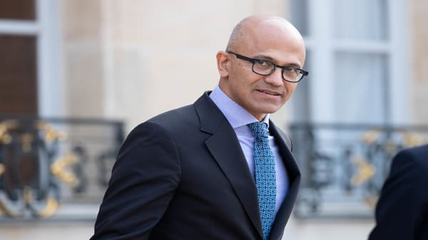 Microsoft CEO: We welcome every cloud provider
