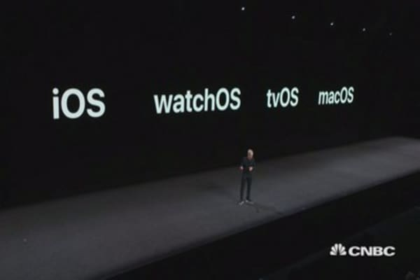 Apple CEO Tim Cook delivers keynote at WWDC