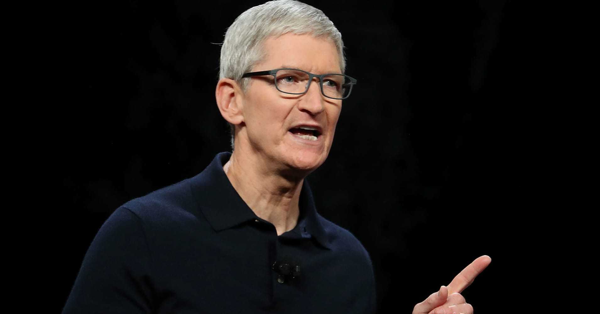 Apple's Tim Cook: 'Don't believe' tech companies that say they need your data