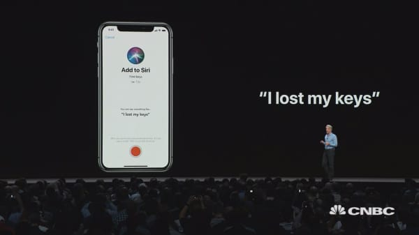 Apple updating Siri with Shortcuts