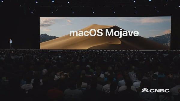 Apple reveals new Mac software