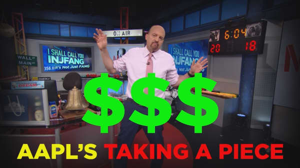 Cramer Remix: What critics were missing about Apple's business