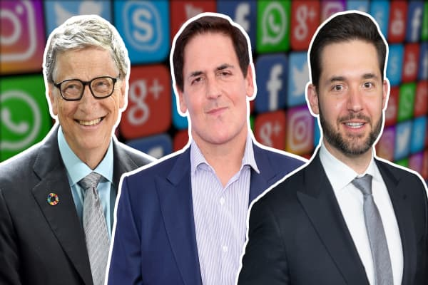 Bill Gates, Mark Cuban and Alexis Ohanian all limit their kids' tech use–just like Steve Jobs did