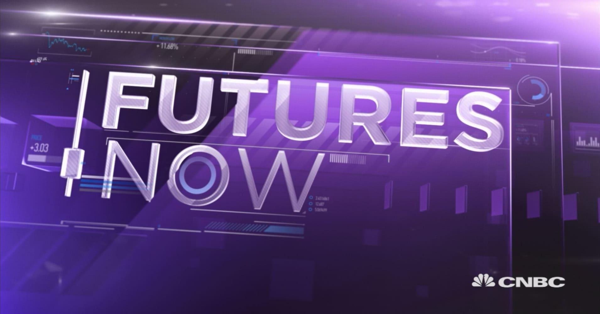 Futures Now, June 5, 2018
