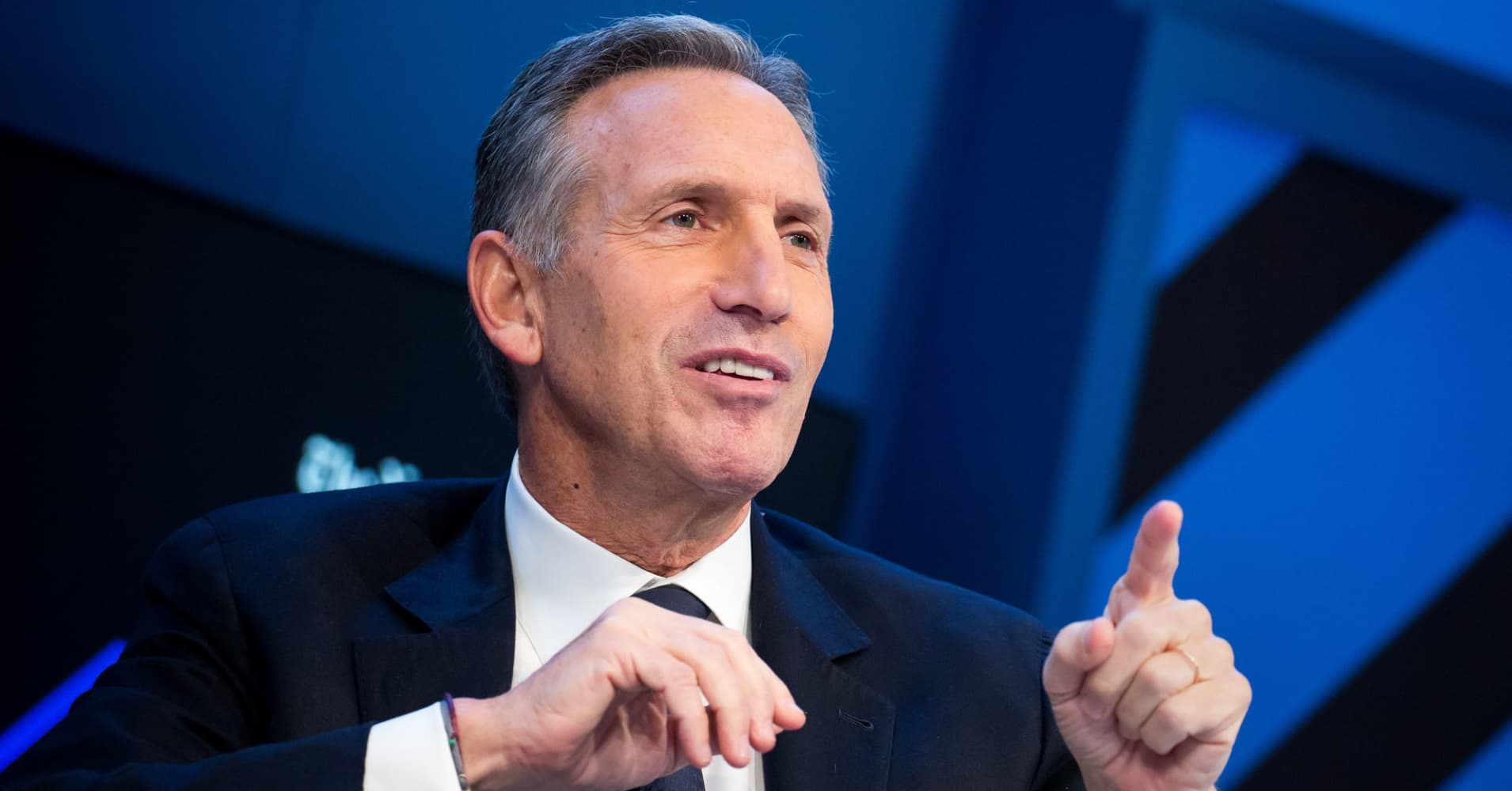 Former Starbucks CEO Howard Schultz weighs independent bid for presidency, denounces 'revenge politics'