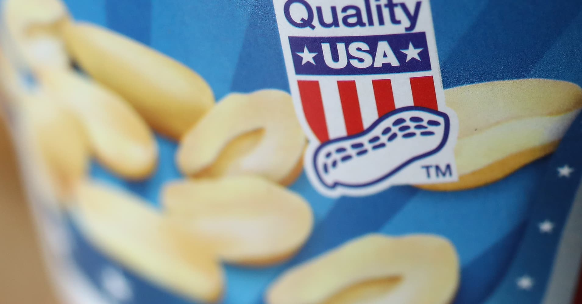 US could face new EU tariffs from July on products like peanut butter