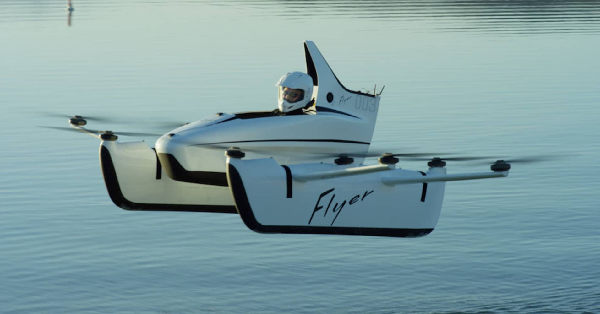 Flying Car For Sale >> Larry Page's Kitty Hawk Flyer is fit for one and operated by joystick