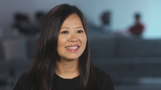 Tan Le is founder and CEO of brain research company Emotiv