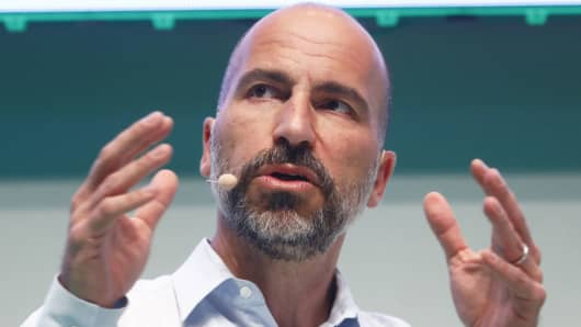 Dara Khosrowshahi, CEO, Uber