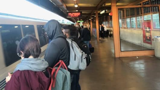 Man commutes 4 hours every day to avoid $4,500 San Francisco