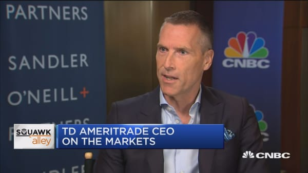 TD Ameritrade CEO: Retail investors are getting back into the markets