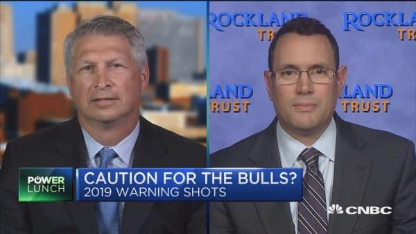 Valuation, interest rates and tariffs pose concerns: Strategist