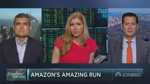 Amazon could rally another 12 percent, says one top technical analyst
