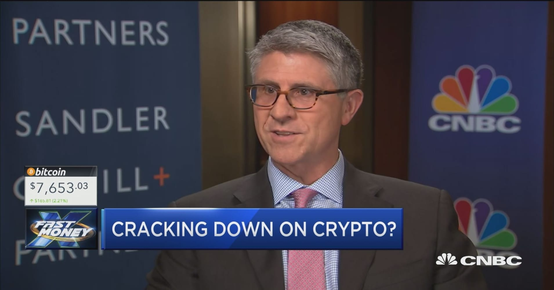 Here's what the SEC's trading and markets division director had to say about the crypto market