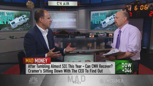 Camping World CEO Marcus Lemonis: People totally misunderstood our latest acquisition