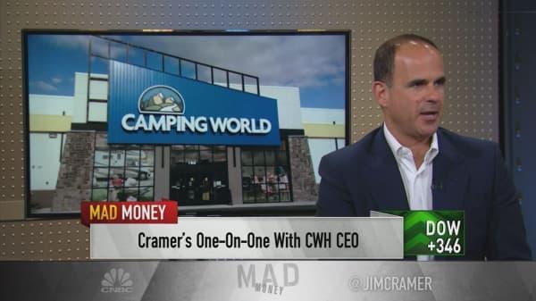 People misunderstood latest acquisition: CWH CEO Marcus Lemonis