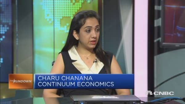 Higher oil prices are putting pressure on India's inflation target: Analyst
