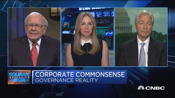Quarterly guidance can 'feed on itself', says Warren Buffett