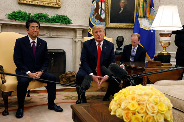 President Trump says North Korea must denuclearize  From missile tests to peace talks: North Korea's sudden shift explained 105257569 969191038