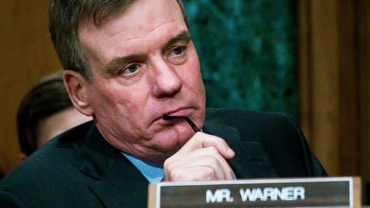 Sen. Mark Warner (D-VA)