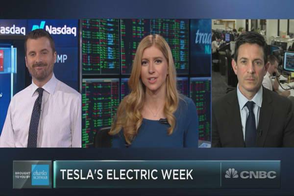 The bull vs. bear debate on Tesla