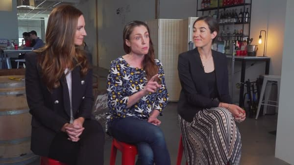 Meet the angel investors getting women entry—and equity—into Silicon Valley's startup scene