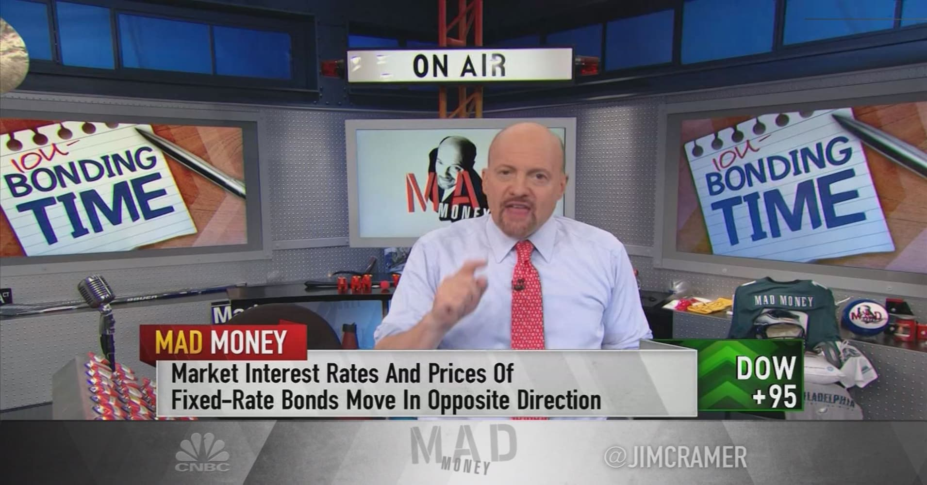 Cramer: To be a good investor, you have to understand bonds