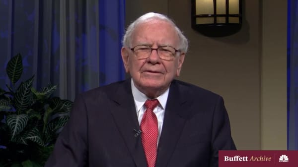 Buffett: There's a labor shortage in home construction