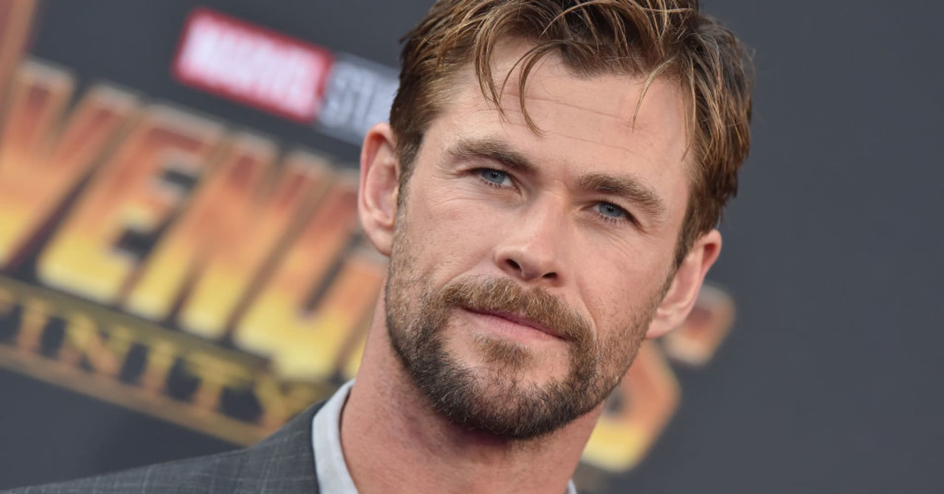 Actor Chris Hemsworth attends the premiere of Disney and Marvel's 'Avengers: Infinity War' on April 23, 2018 in Hollywood, California.