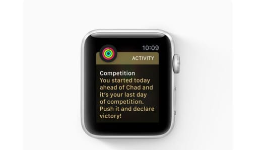 CNBC Tech: Apple Watch workout challenge