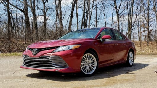2018 Toyota Camry review - nearly perfect