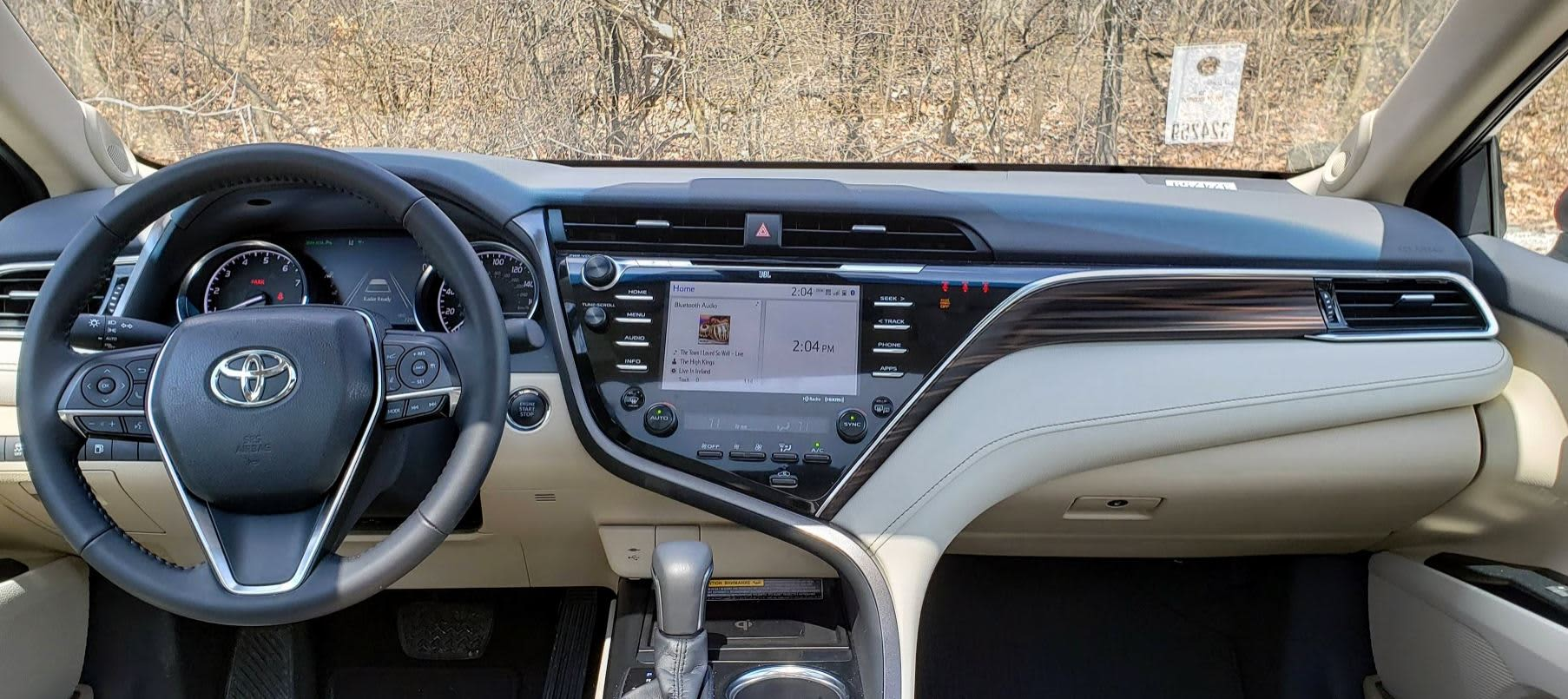 2018 Toyota Camry Review Nearly Perfect Here Remote Sun Spot Will Send Data To On Car Which