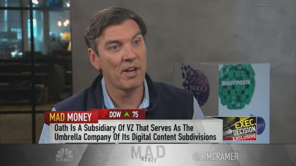 Tim Armstrong Out At Verizon's Oath Beauteous Aol Finance Stock Quotes