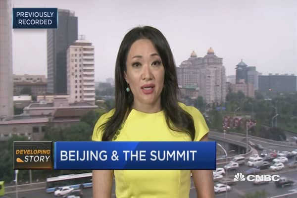 China's role in US-North Korea summit