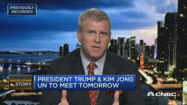 Any US president could have meet with North Korea, says former Ambassador