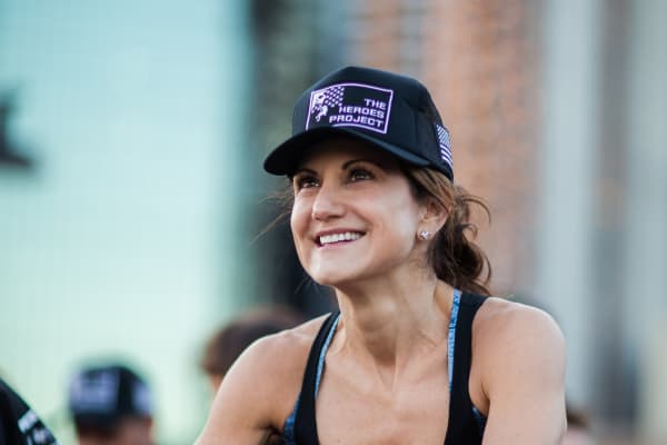 Niki Leondakis, CEO of Equinox