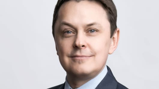 Andrey Kamensky, Vice President for Finance, Investments and M&A, MTS