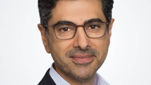 Alok Sama, President & CFO SoftBank Group International
