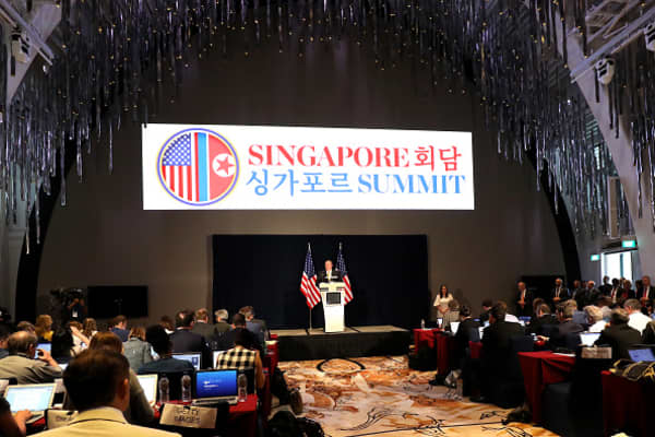 What to expect from US-North Korea talks in Singapore