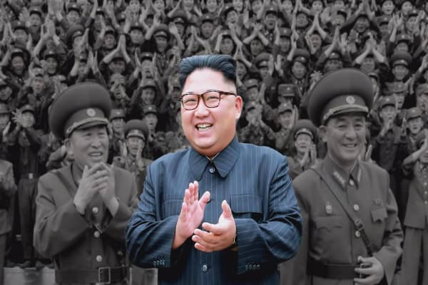 Here are the people in Kim Jong Un's inner circle