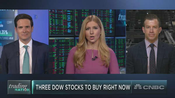 Three Dow stocks to propel the blue chips to record highs