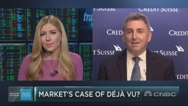 Fundamentals to trump geopolitics in return to calmer trading: Credit Suisse