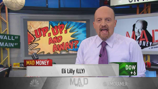 Market attitude seen in Eli Lilly's share price recovery
