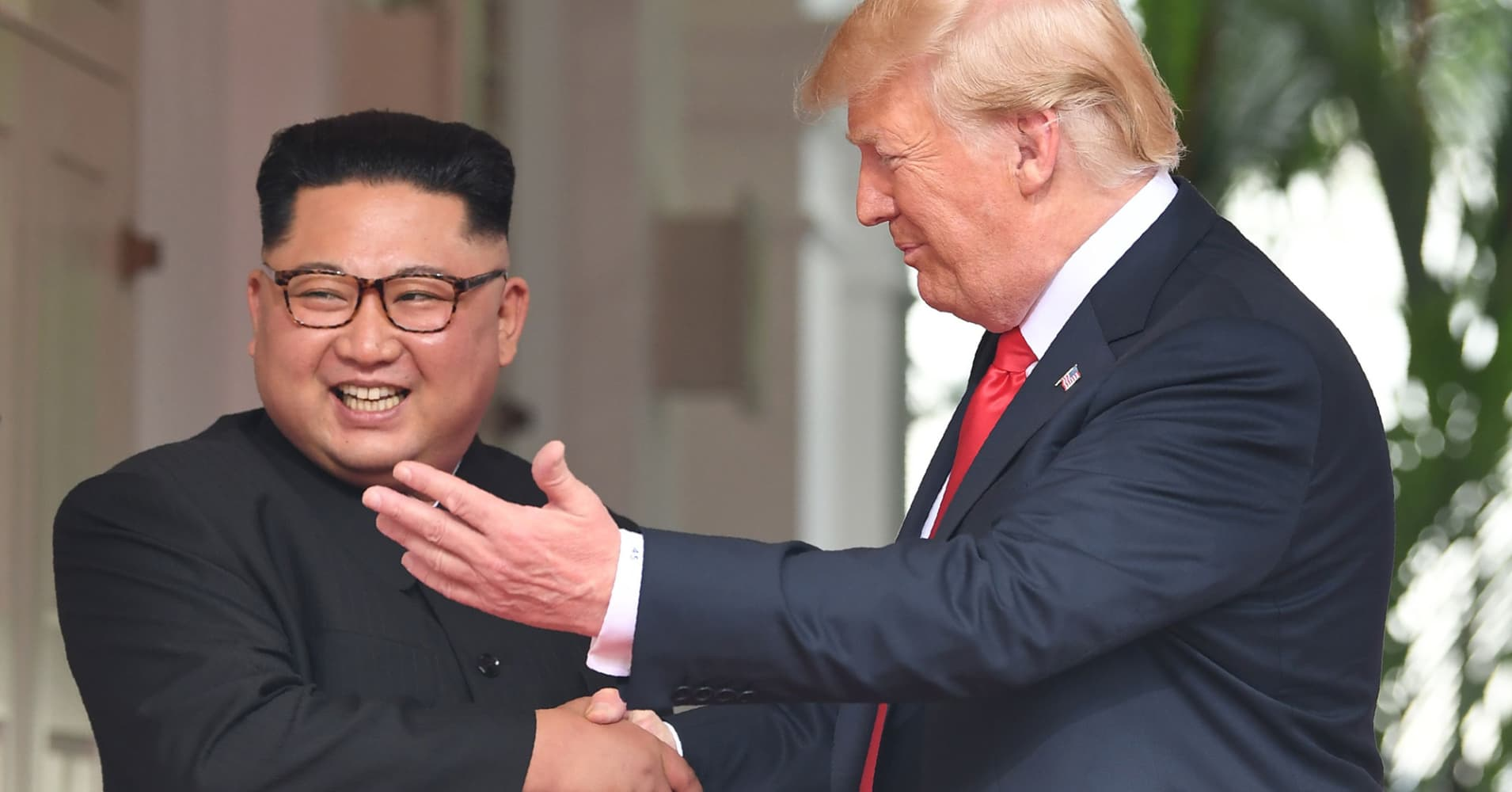 Kim Jong Un: I'll try to make another Trump summit achieve a result 'welcomed' by other countries