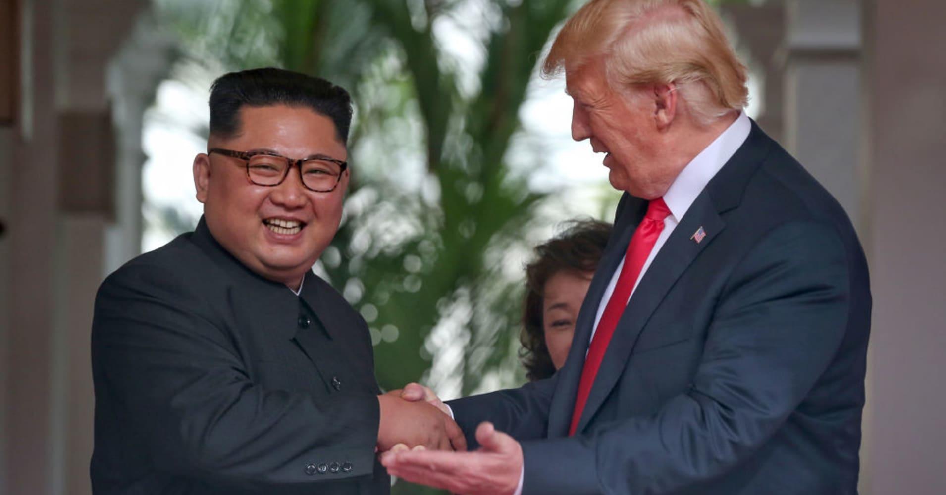US and North Korean officials met in Hanoi to discuss Trump-Kim summit