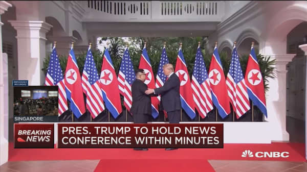 Singapore Summit: Here's what happened