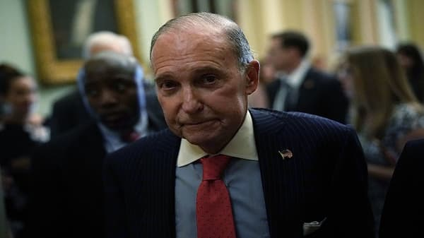 Larry Kudlow in good condition following heart attack: White House