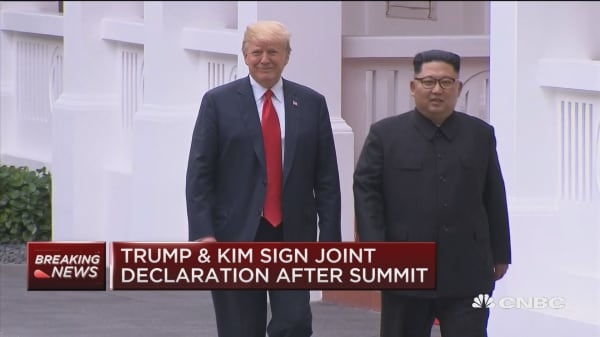 Trump's statement on North Korea agreement 'thin,' says expert
